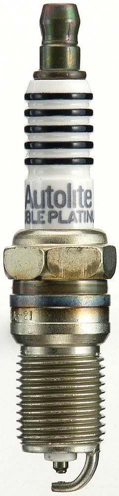 AUTOLITE - Double Platinum Spark Plug - ATL APP605