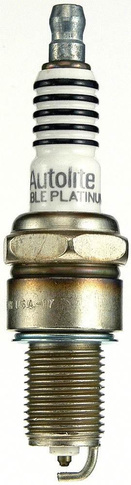 AUTOLITE - Double Platinum Spark plug - ATL APP66