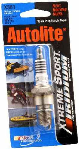 AUTOLITE - Iridium Powersports Spark Plug - Display Pack - ATL XS61DP