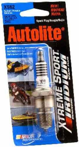 AUTOLITE - Iridium Powersports Spark Plug - Display Pack - ATL XS62DP