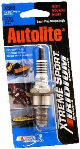 AUTOLITE - Autolite Xtreme Sport Spark Plug - ATL XS63DP