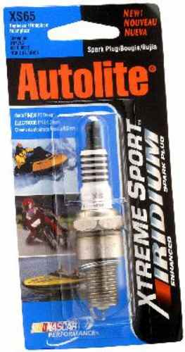AUTOLITE - Autolite Xtreme Sport Spark Plug - ATL XS65DP