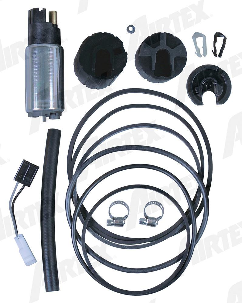 AIRTEX AUTOMOTIVE DIVISION - Electric Fuel Pump - ATN E2471