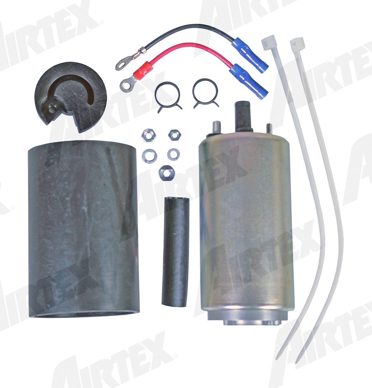 AIRTEX AUTOMOTIVE DIVISION - Electric Fuel Pump (In-Tank) - ATN E8235
