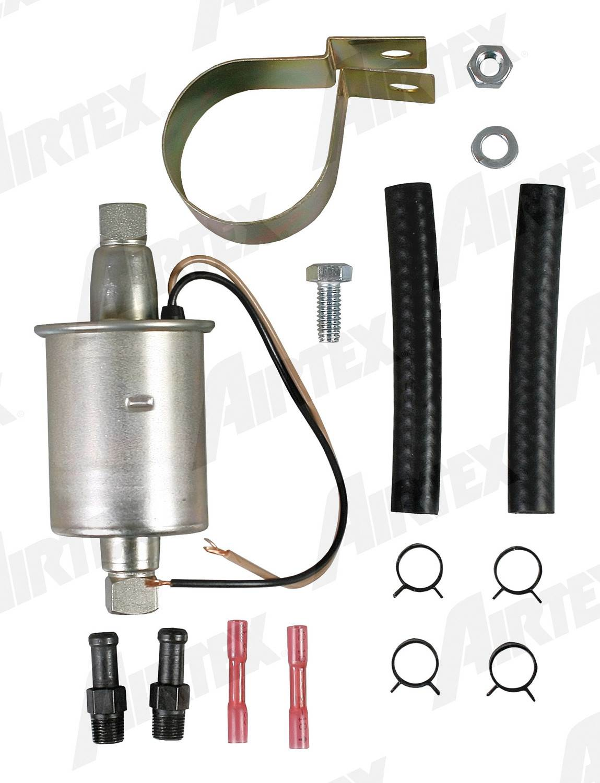 AIRTEX AUTOMOTIVE DIVISION - Electric Fuel Pump (In-Line) - ATN E9071