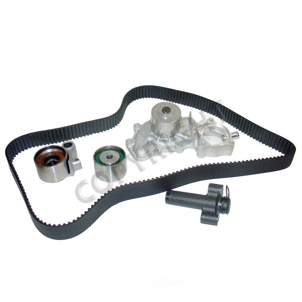 AIRTEX AUTOMOTIVE DIVISION - Engine Timing Belt Kit with Water Pump - ATN AWK1224
