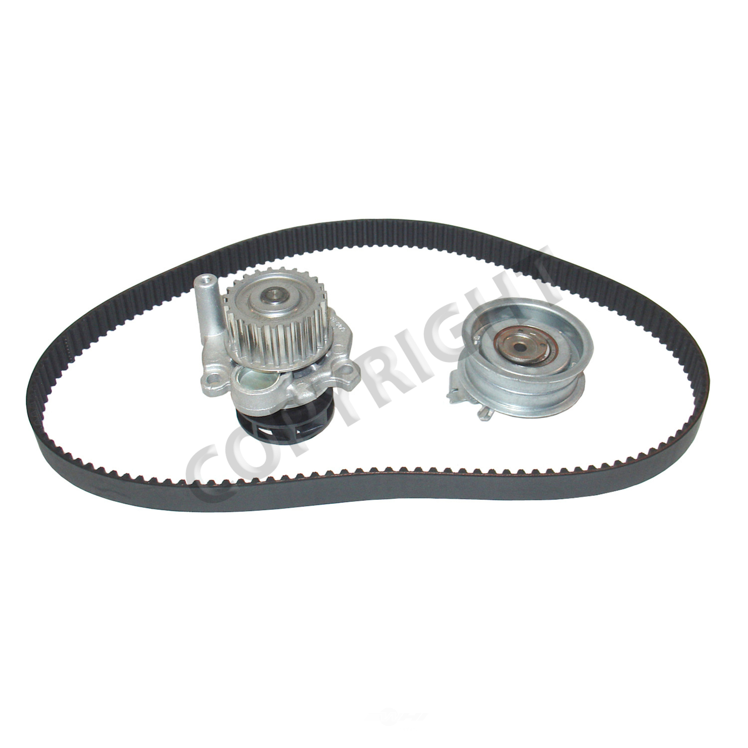 AIRTEX AUTOMOTIVE DIVISION - Engine Timing Belt Kit with Water Pump - ATN AWK1239