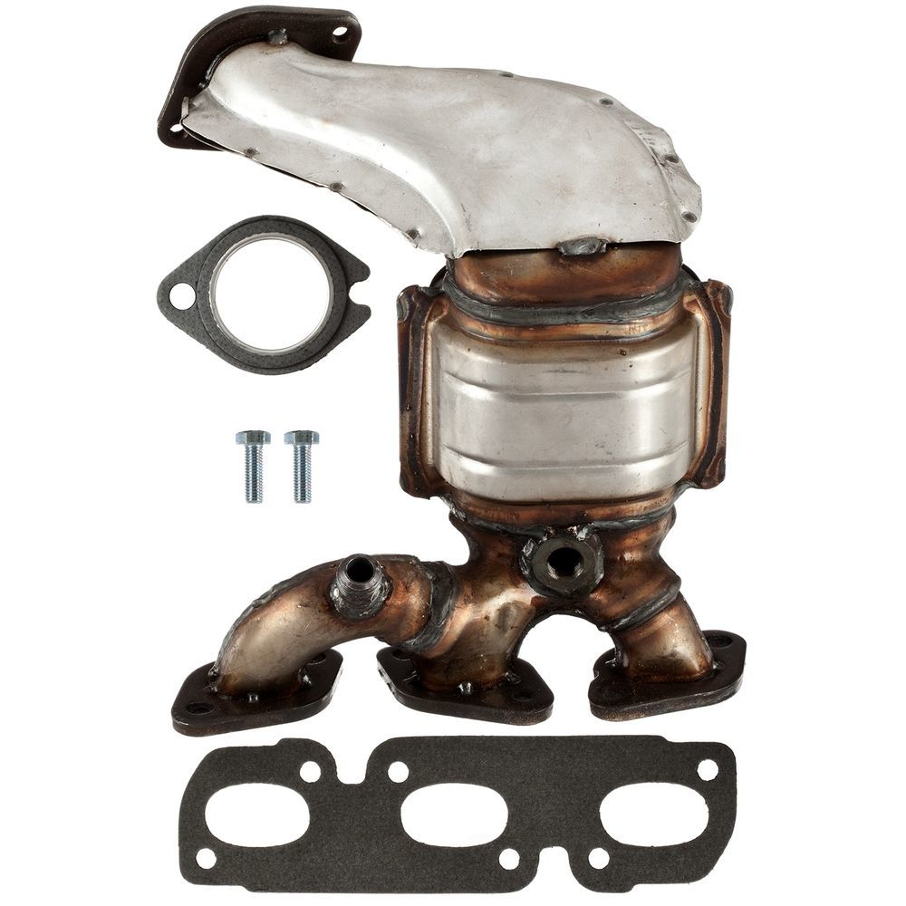 ATP - Exhaust Manifold with Integrated Catalytic Converter - ATP 101341