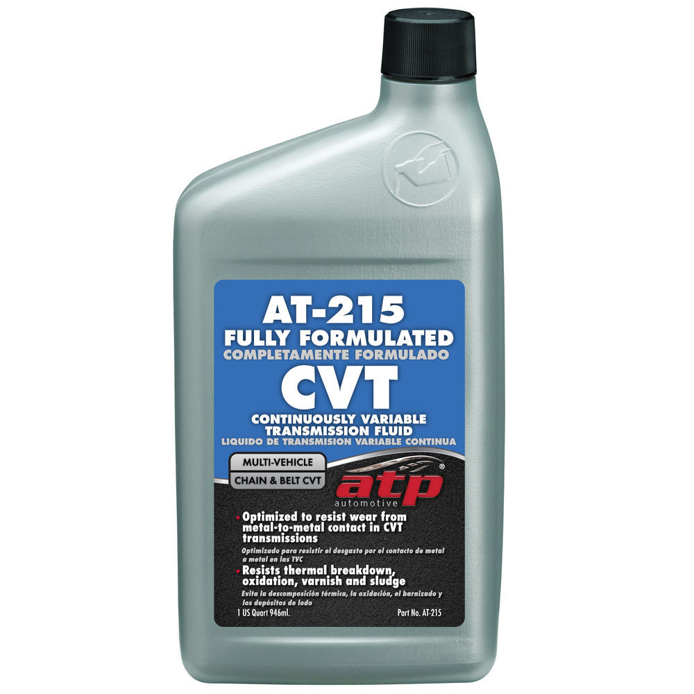 ATP - CVT (Continuously Variable Transmission) Fluid - ATP AT-215
