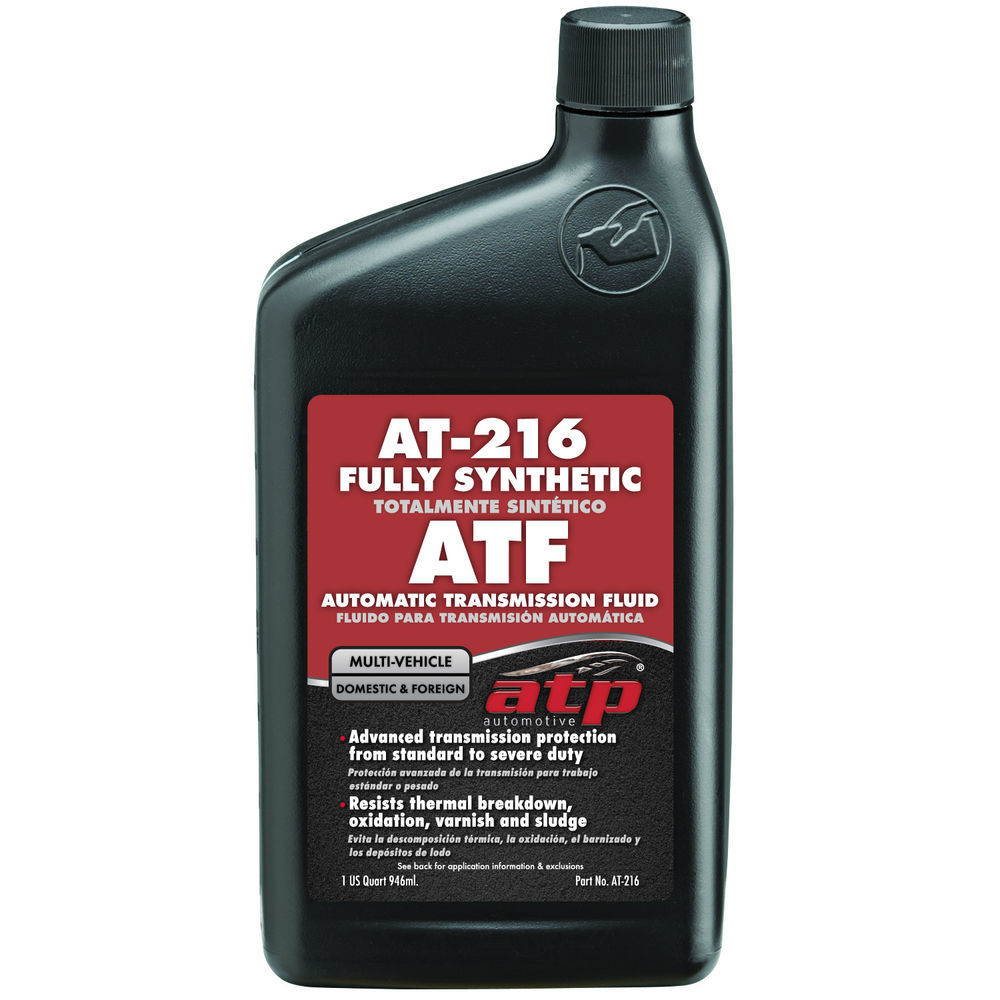 ATP - Synthetic Multi-Vehicle Automatic Transmission Fluid - ATP AT-216