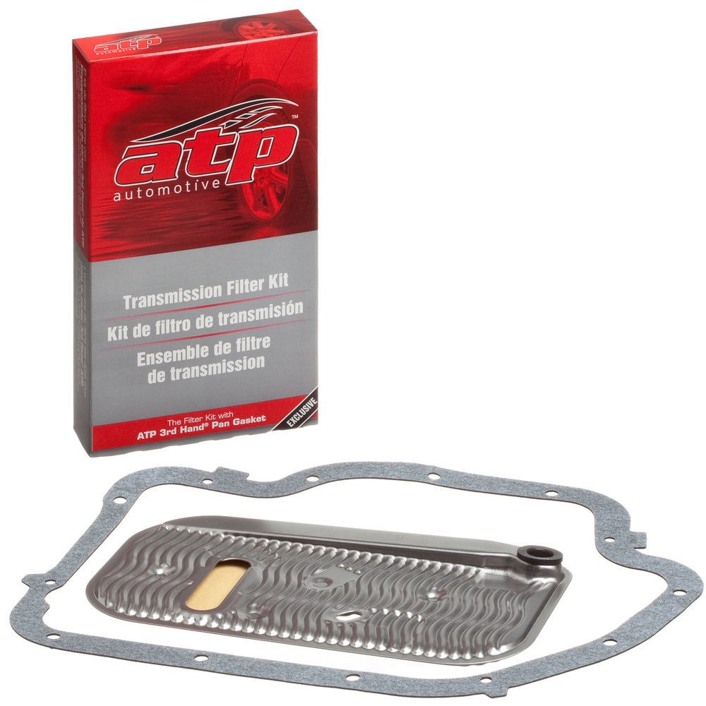 INSTALLER PREFERRED AUTO PRODUCTS - Premium Replacement Auto Trans Filter Kit - IPP TF-29