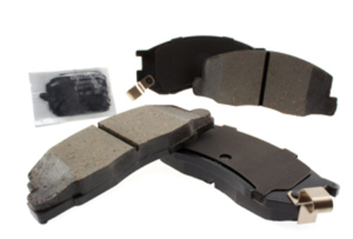 ADVICS - OE Disc Brake Pad Set (Front) - AVC AD0263