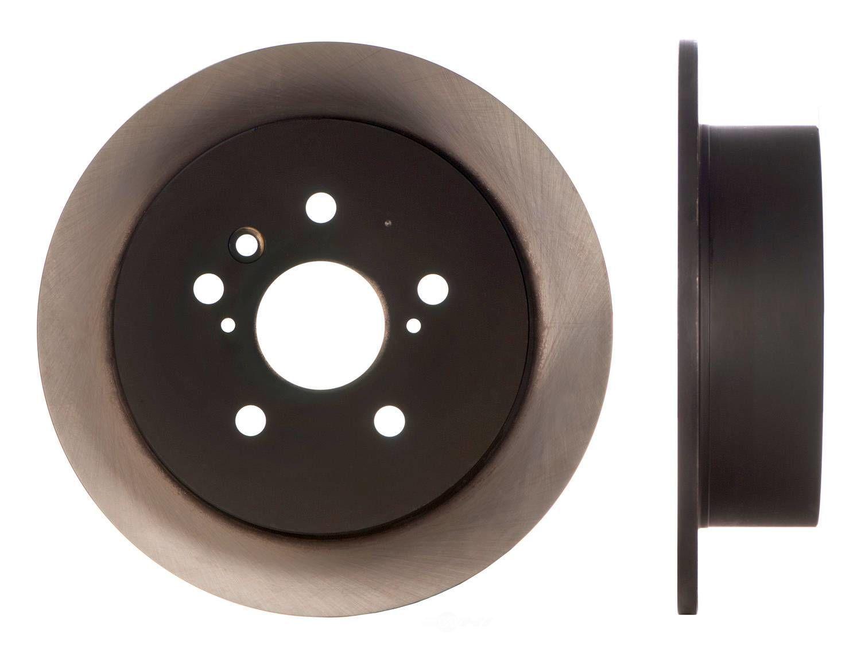 ADVICS - OE Disc Brake Rotor (Rear) - AVC A6R043