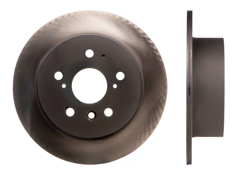 ADVICS - OE Disc Brake Rotor (Rear) - AVC A6R044