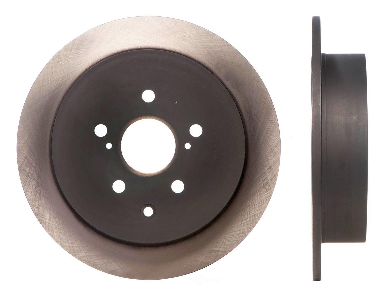ADVICS - OE Disc Brake Rotor (Rear) - AVC A6R046