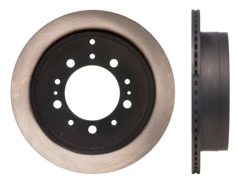 ADVICS - OE Disc Brake Rotor (Rear) - AVC A6R049