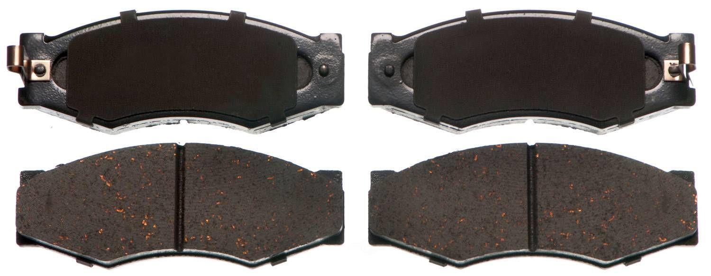 ADVICS - OE Disc Brake Pad Set (Front) - AVC AD0266