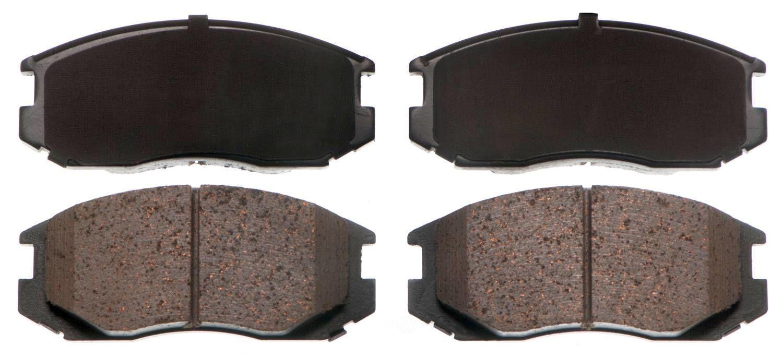 ADVICS - OE Disc Brake Pad Set (Front) - AVC AD0535