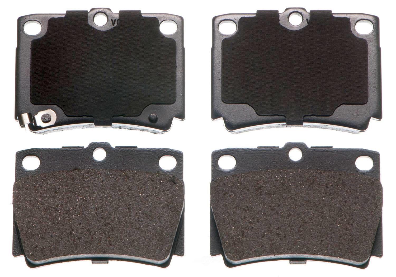 ADVICS - OE Disc Brake Pad Set (Rear) - AVC AD0733
