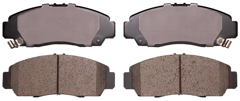 ADVICS - OE Ultra-Premium Ceramic Formulation Disc Brake Pad - AVC AD0787