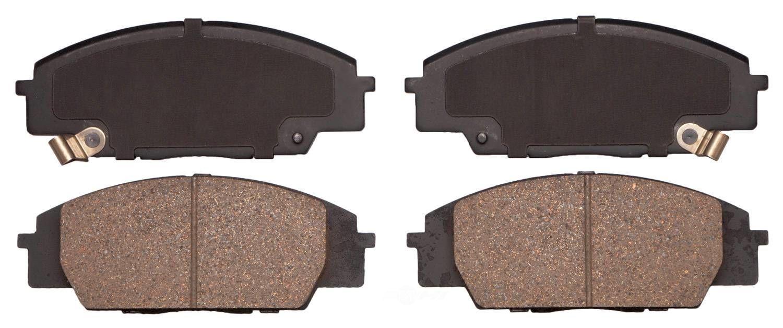 ADVICS - OE Ultra-Premium Ceramic Formulation Disc Brake Pad - AVC AD0829