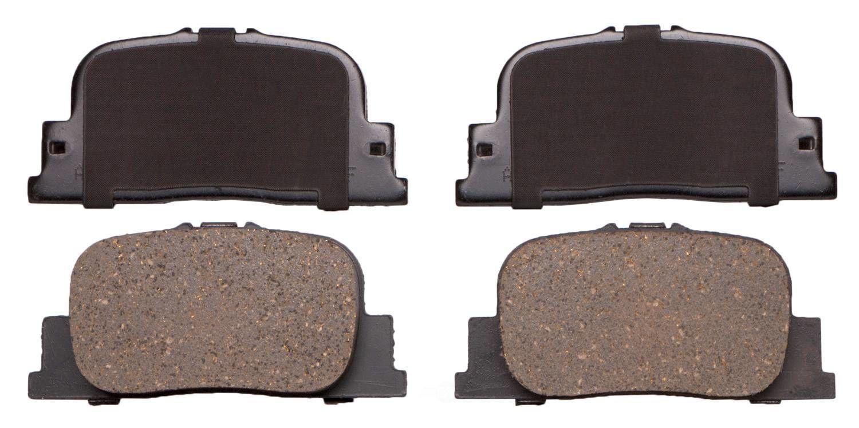 ADVICS - Oe Disc Brake Pad Set (Rear) - AVC AD0835