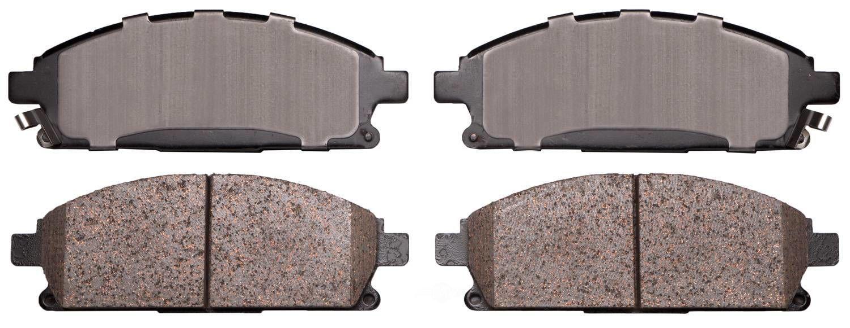 ADVICS - OE Ultra-Premium Ceramic Formulation Disc Brake Pad - AVC AD0855