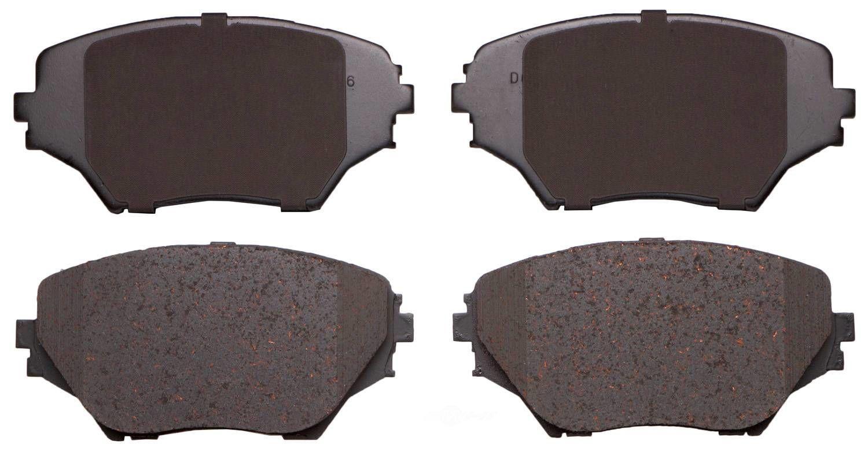 ADVICS - Oe Disc Brake Pad Set (Front) - AVC AD0862
