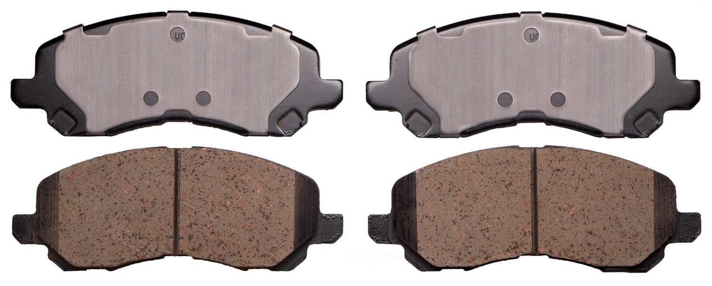 ADVICS - OE Disc Brake Pad Set (Front) - AVC AD0866