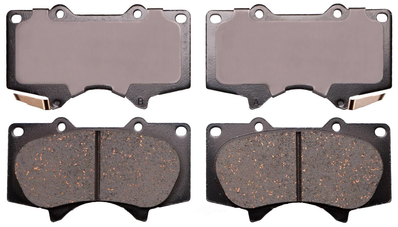 ADVICS - Oe Disc Brake Pad Set - AVC AD0976