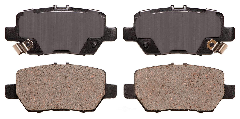 ADVICS - OE Ultra-Premium Ceramic Formulation Disc Brake Pad - AVC AD1090