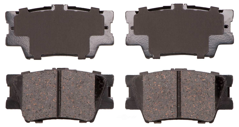 ADVICS - Oe Disc Brake Pad Set - AVC AD1212