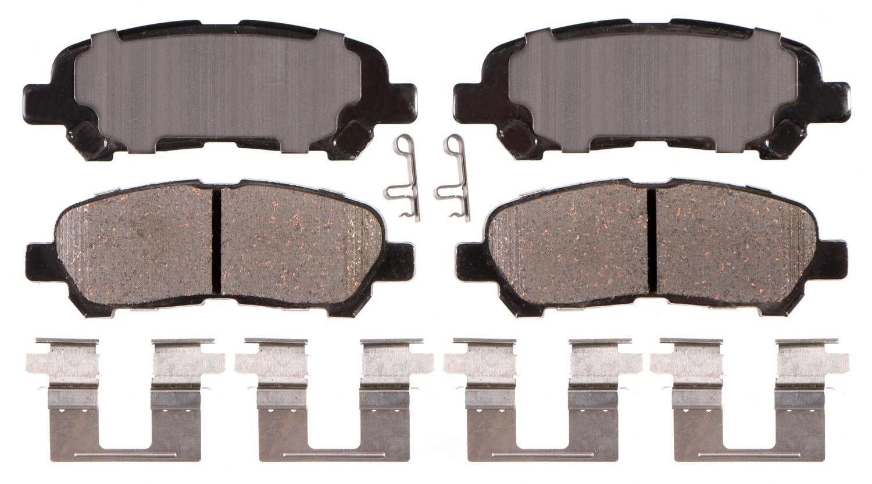ADVICS - Ultra-Premium OE Replacement (Rear) - AVC AD1325