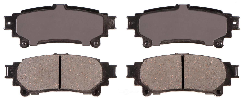 ADVICS - Ultra-Premium OE Replacement (Rear) - AVC AD1391