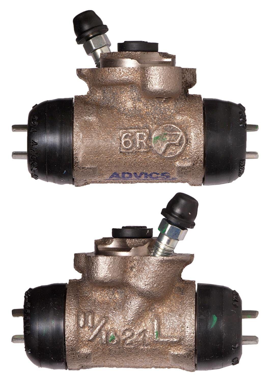 ADVICS - OE Drum Brake Wheel Cylinder (Rear Left) - AVC WCT-002
