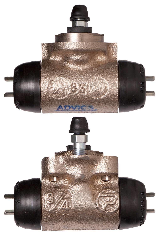 ADVICS - Oe Drum Brake Wheel Cylinder - AVC WCT-017