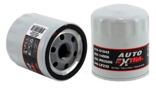 AUTO EXTRA OIL-AIR FILTERS/US - Engine Oil Filter - AXU 618-51042