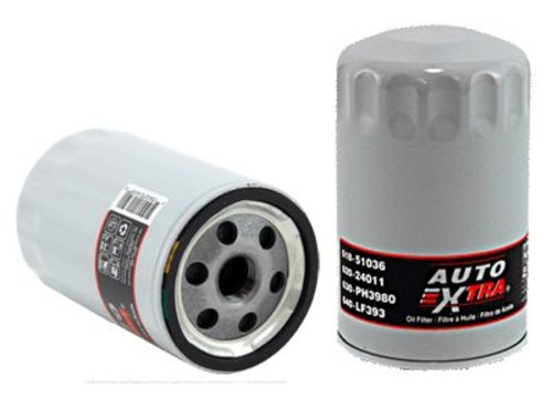 AUTO EXTRA OIL-AIR FILTERS/US - Engine Oil Filter - AXU 61851036