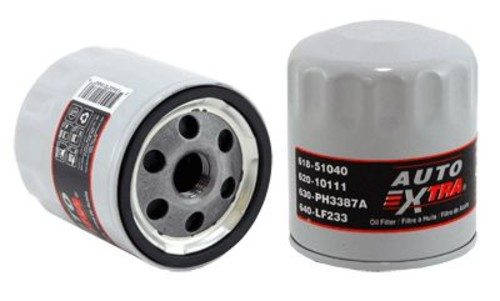 AUTO EXTRA OIL-AIR FILTERS/US - Engine Oil Filter - AXU 61851040