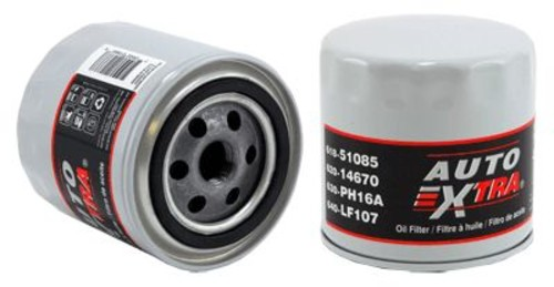 AUTO EXTRA OIL-AIR FILTERS/US - Engine Oil Filter - AXU 61851085