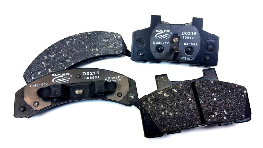 BAER BRAKE SYSTEMS - Baer Sport Pads - B1F D0215