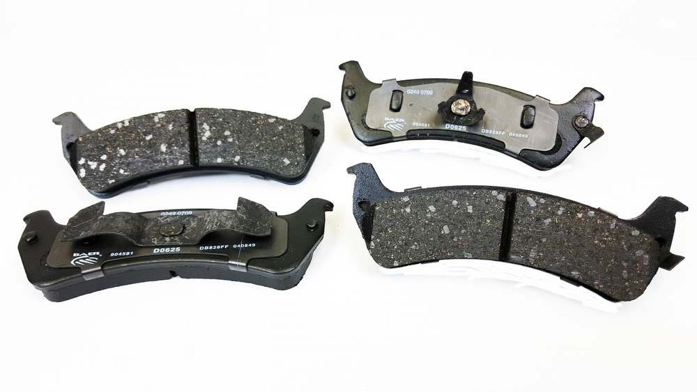 BAER BRAKE SYSTEMS - Baer Sport Pads - B1F D0625