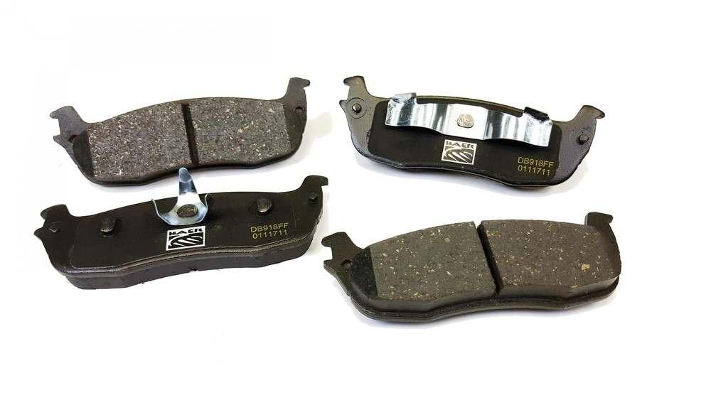 BAER BRAKE SYSTEMS - Baer Sport Pads - B1F D0711