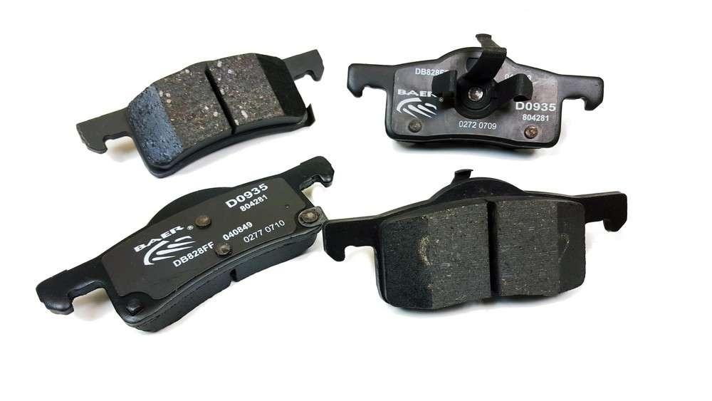 BAER BRAKE SYSTEMS - Baer Sport Pads - B1F D0935