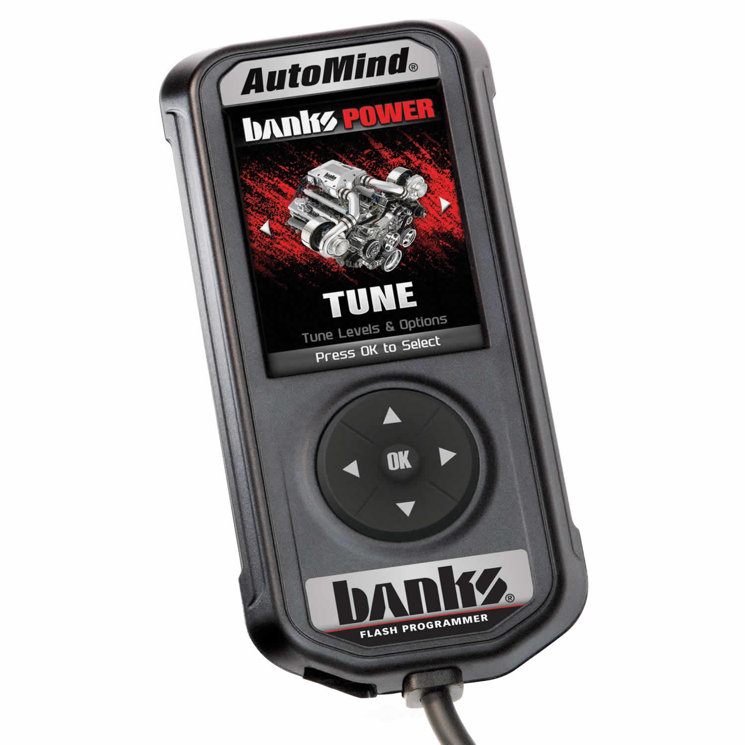 BANKS POWER - Hand Held AutoMind 2 Programmer - B1T 66411