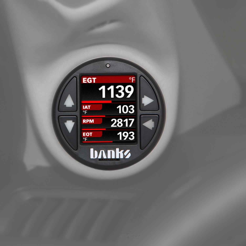 BANKS POWER - iDash 1.8 Super Gauge - B1T 66560