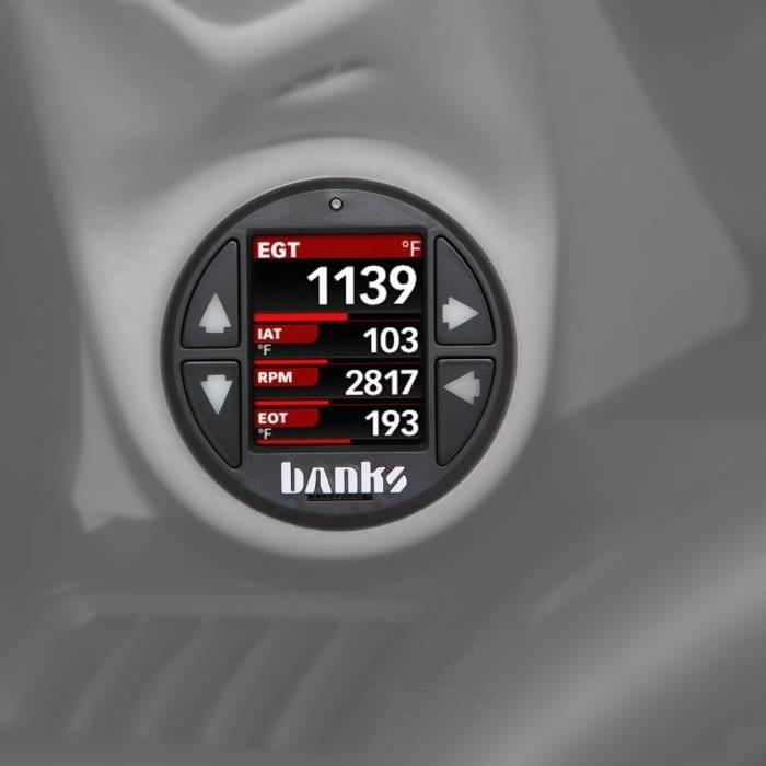 BANKS POWER - iDash 1.8 Super Gauge - B1T 66561