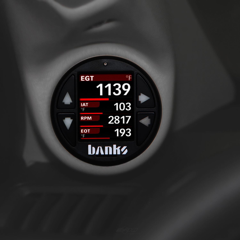 BANKS POWER - iDash 1.8 Super Gauge - B1T 66562