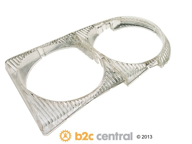 FBS - APA/URO Parts Headlight Cover (Left) - B2C W0133-1617742-APA