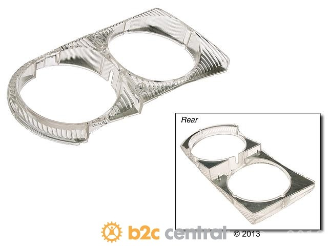 FBS - APA/URO Parts Headlight Cover - B2C W0133-1617798-APA
